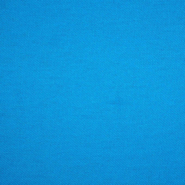 Lushomes Plain Bachelor Button Holestitch Cotton for 4 Seater Blue Table Covers - Lushomes