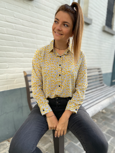 YELLOW BEE BLOUSE