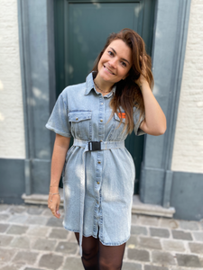 JEANS DRESS SIXTH JUNE