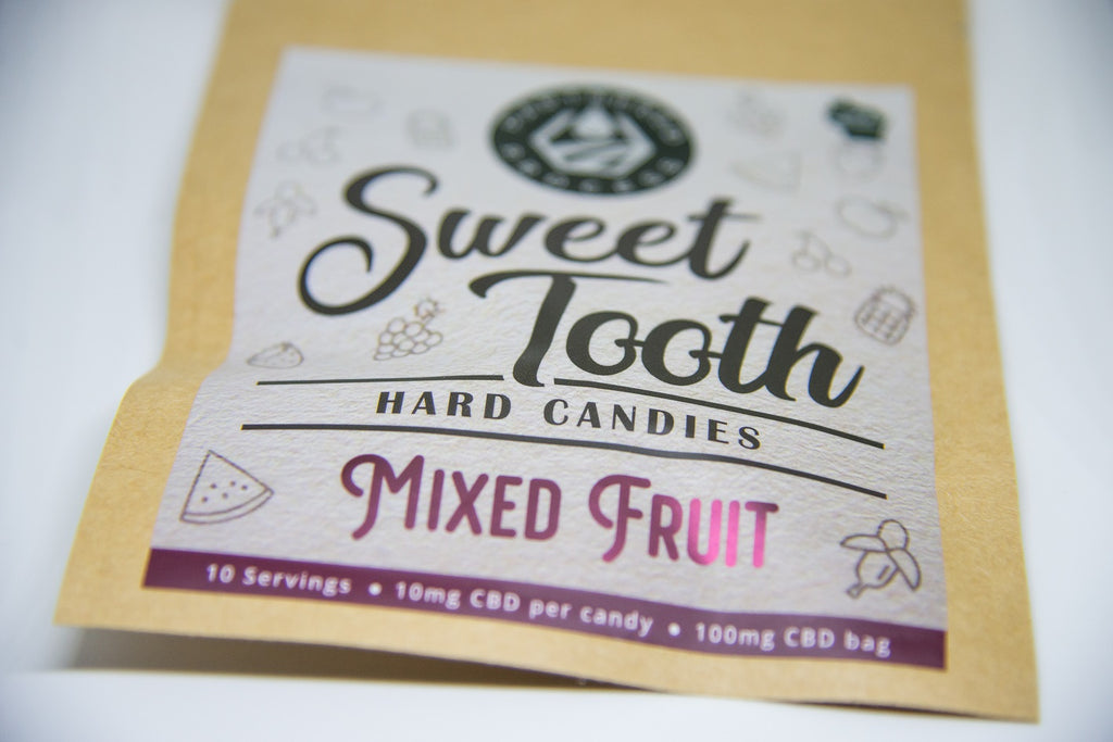 Partnered Process CBD Candies