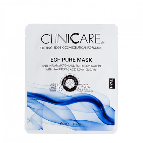 Cliniccare EGF Pure Mask, 1 sheet
