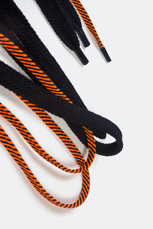 Set of two rope belts