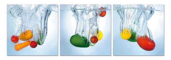 Vegetables in Water