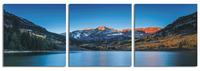 Colorado <h2>3 Panel Nature Landscape Vinyl Photography Print</h2>