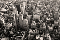 N.Y.C #2 - Photography Print on Canvas - Canvas Wall Art