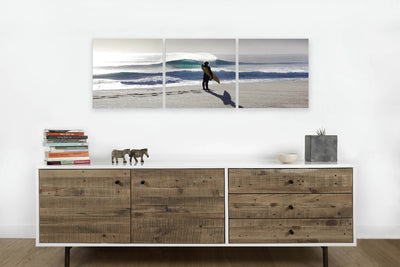 Waving at the Waves