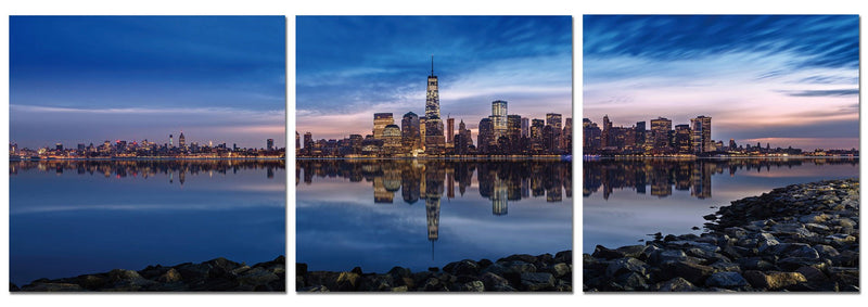 Blue Hour in Manhattan