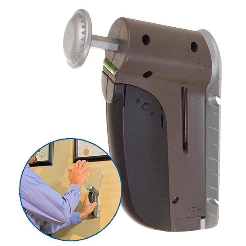 SEAMLESS CONVENIENT WALL HANGING NAIL GUN