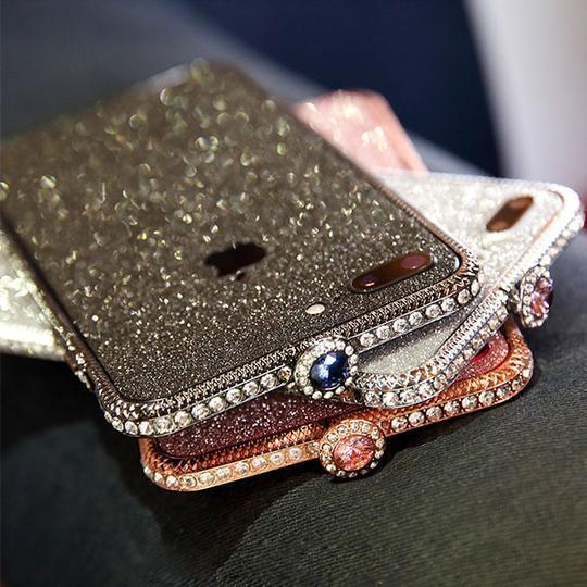 Bling Crystal Phone Case - SOGO-LIFE
