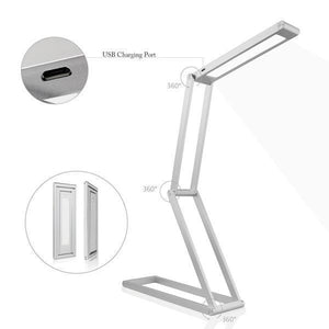 Desk Lamp with 2 Level Dimmer and Built in Battery - SOGO-LIFE
