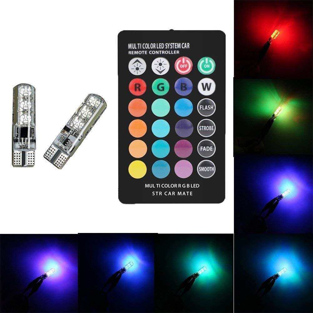 RGBW LED Car Interior Reading Lights