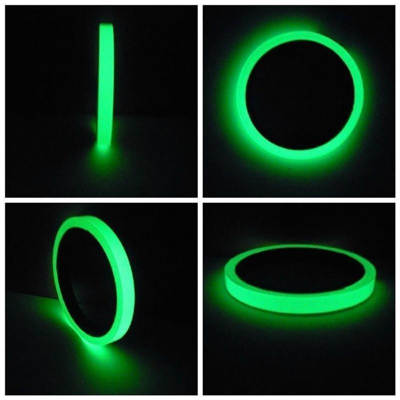 SELF-ADHESIVE GLOW IN DARK TAPE
