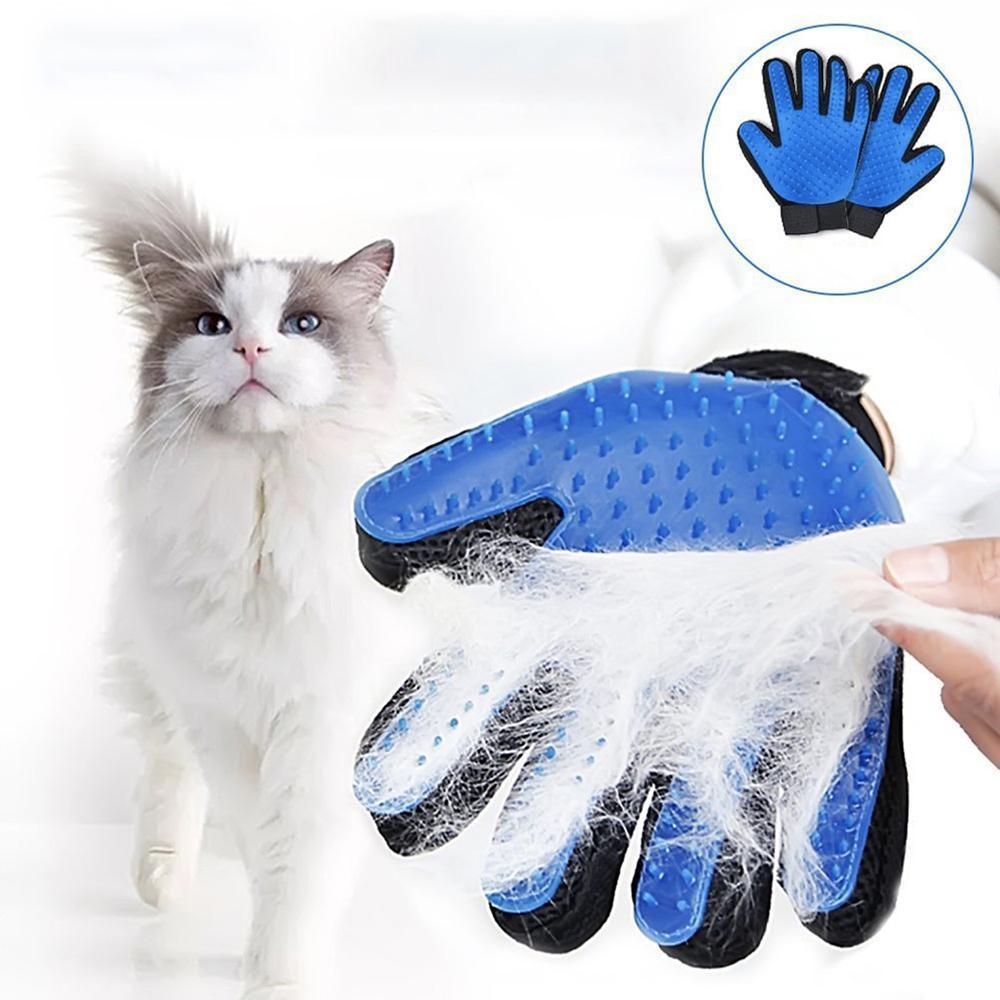 TODAY'S ONE IS ONLY $9.99!!GENTLE PET GROOMING GLOVE