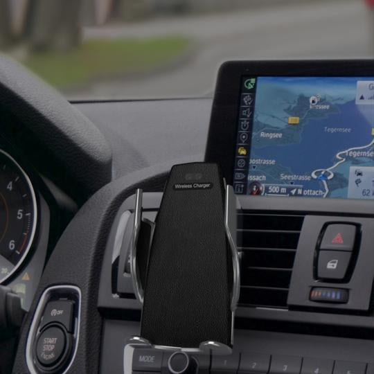 LIV Smart Sensor Wireless Charger Car Mount - 70% OFF TODAY -【FREE SHIPPING!!】