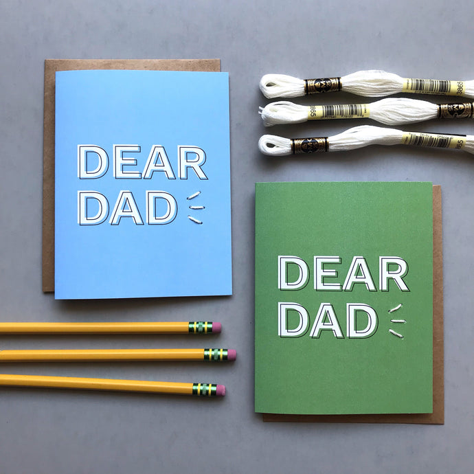 dear dad cards