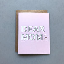 Load image into Gallery viewer, dear mom cards