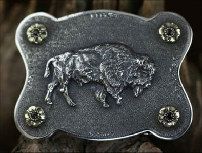 Clint Orms WASHINGTON 1806 Trophy Belt Buckle