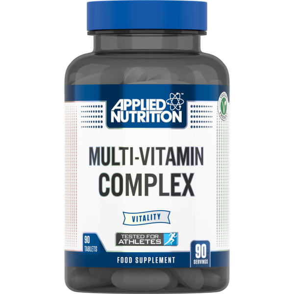 Multi-Vitamin Complex 90 Tablets (90 Servings)