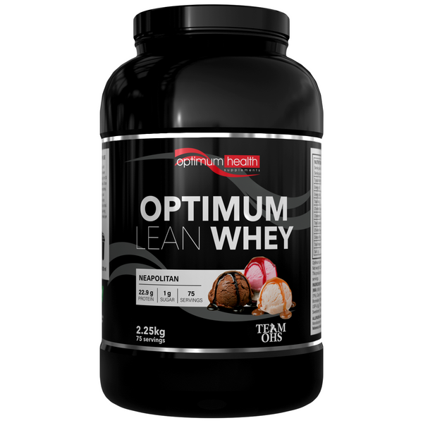 Optimum Lean Whey 2.25kg