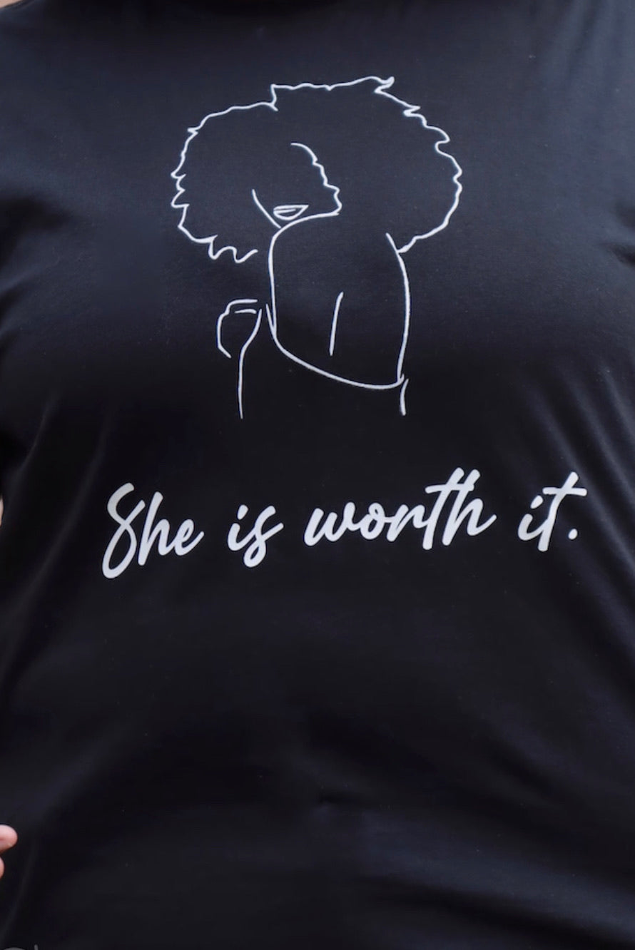 She is worth it