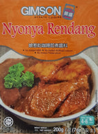 GIMSON Nyonya Rendang Premix (Best Before: 04 Sep 2020)