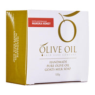 Olive Oil Skincare Company Manuka Honey Olive Oil Soap (Best Before: 30 Aug 2019)