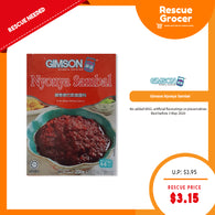 GIMSON Nyonya Sambal (Best Before: 03 May 2020)