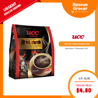UCC 3in1 Instant Sumiyaki Coffee (Best Before: 15 Nov 2019)