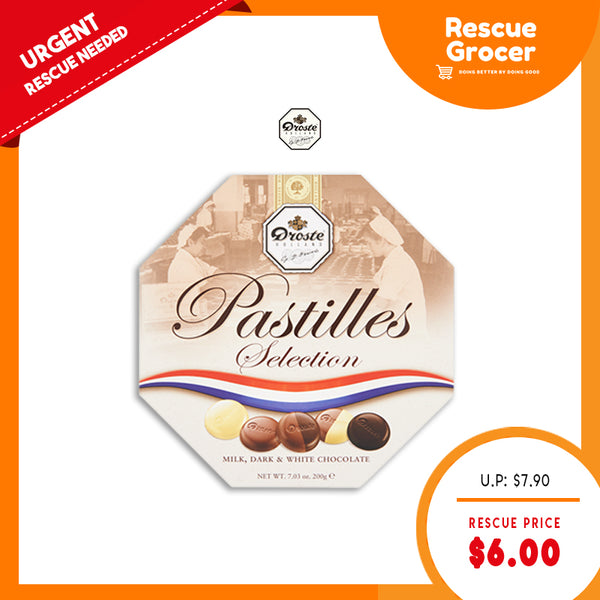 DROSTE CHOCOLATE SELECTION GIFT BOX 200G (Best Before: 13 Feb 2020)