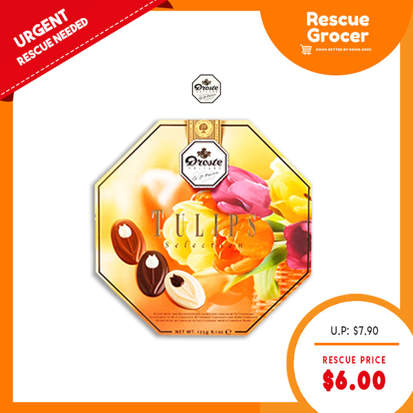 DROSTE TULIP GIFTBOX 175G (Best Before: 06 Feb 2020)