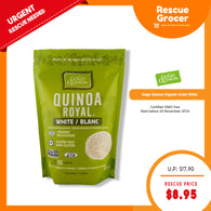 Gogo Quinoa Organic Grain White (Best Before: 25 Nov 2019)