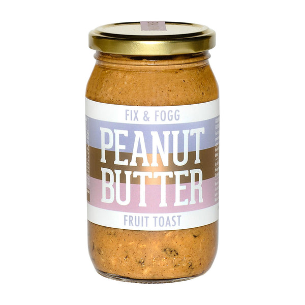 Fix & Fogg - Peanut Butter - Fruit Toast - 375g