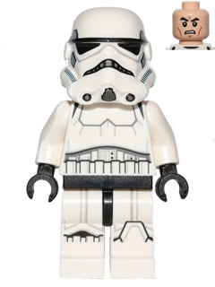 Stormtrooper (Printed Legs, Dark Blue Helmet Vents)