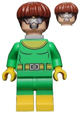 Dr. Octopus / Doc Ock, Bright Green and Yellow Suit
