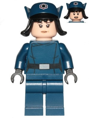 Rose Tico - First Order Officer Disguise