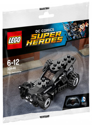 The Batmobile polybag