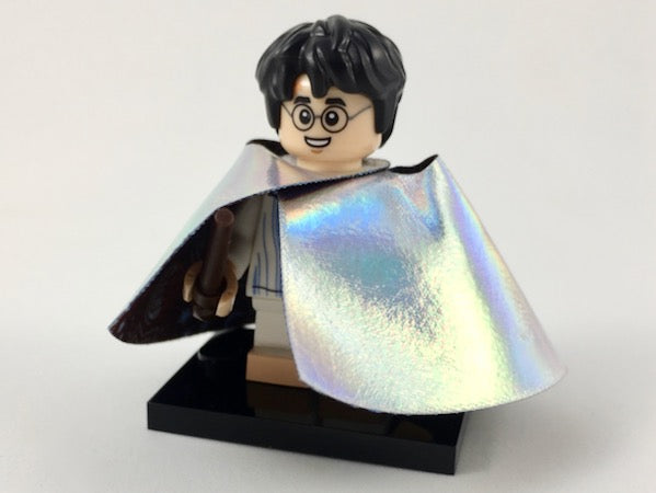 Harry Potter in Pajamas, Harry Potter & Fantastic Beasts (Complete Set with Stand and Accessories)