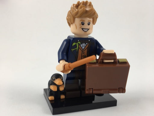 Newt Scamander, Harry Potter & Fantastic Beasts (Complete Set with Stand and Accessories)