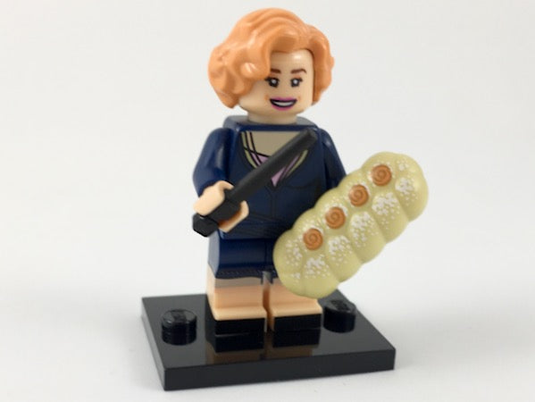 Queenie Goldstein, Harry Potter & Fantastic Beasts (Complete Set with Stand and Accessories)