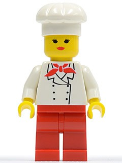Chef - Red Legs, Female