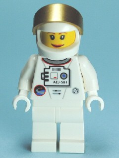 Shuttle Astronaut - Female