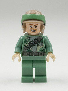 Star Wars 0368 - Rebel Commando - Stubble (9489)