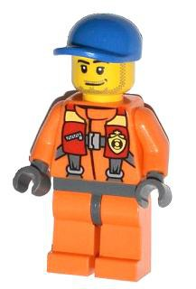 Coast Guard City - Rescuer (60012)