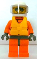Coast Guard City - Helicopter Pilot (60014)