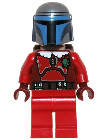 Star Wars 0506 - Jango Fett, Holiday (Santa Jango)