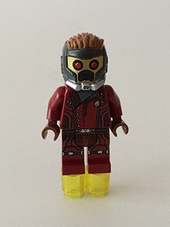 Super Heros 123 Star-Lord - Mask, Jacket with Side Buttons