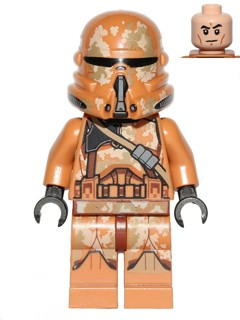 Star Wars 0605 - Geonosis Clone Trooper