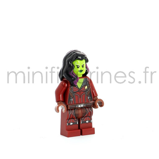 Super Heros 124 Gamora, Dark Red Suit