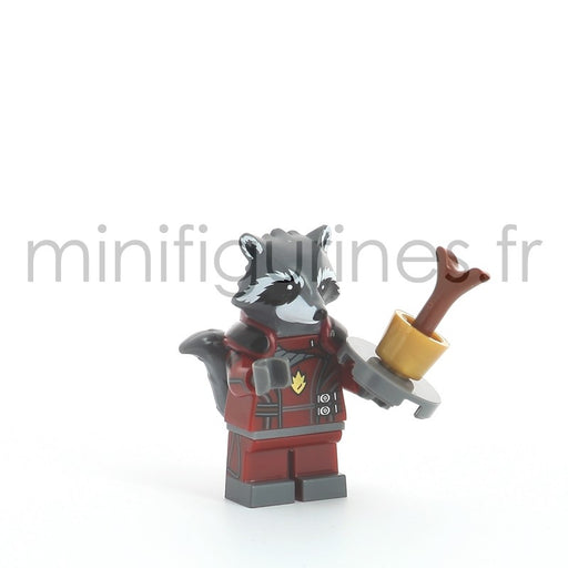 Rocket Raccoon - Equipement Bordeaux
