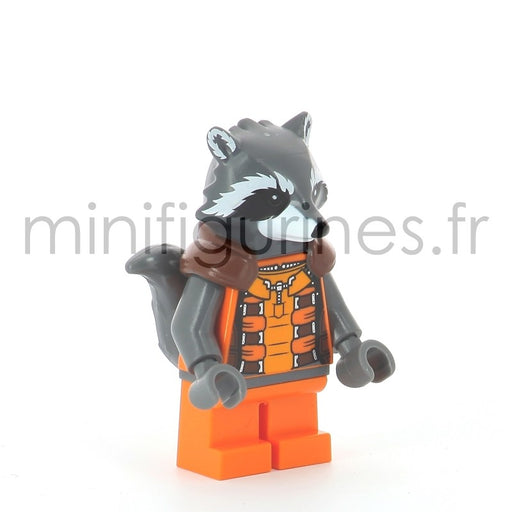 Super Heros 122 Rocket Raccoon - Orange Outfit